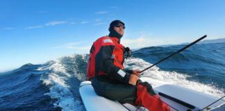 Magne Klann seilte norskekysten i jolle
