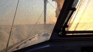 Delivery oppdrag med bølger