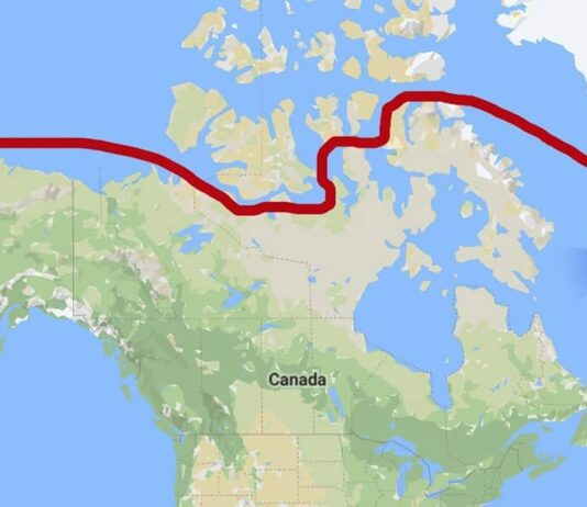 Kart over NVP