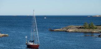 Anna, Koopmans 39, har tatt Eli og Hans Jakob over Atlanterhavet to ganger.