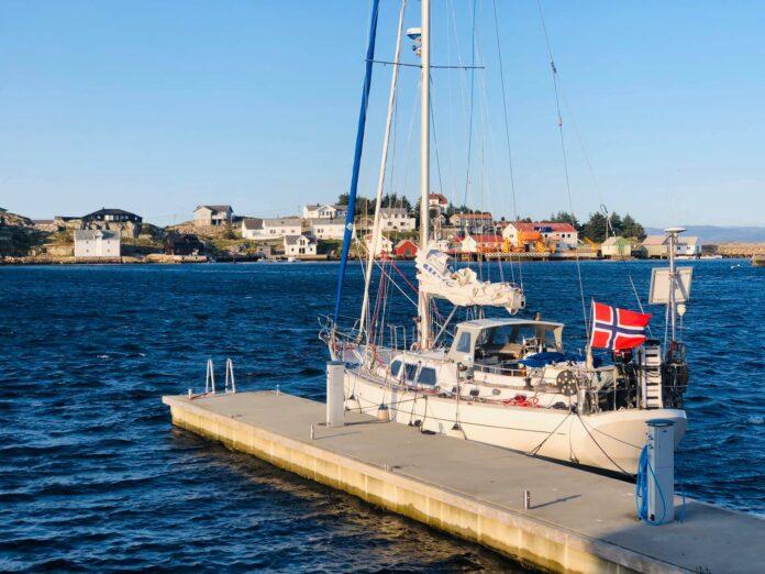 Jonny Olsson seiler en Northwind 47
