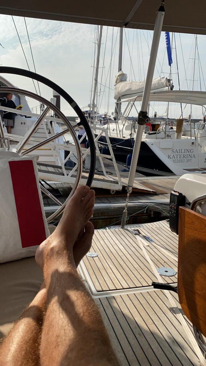 Late dager om bord