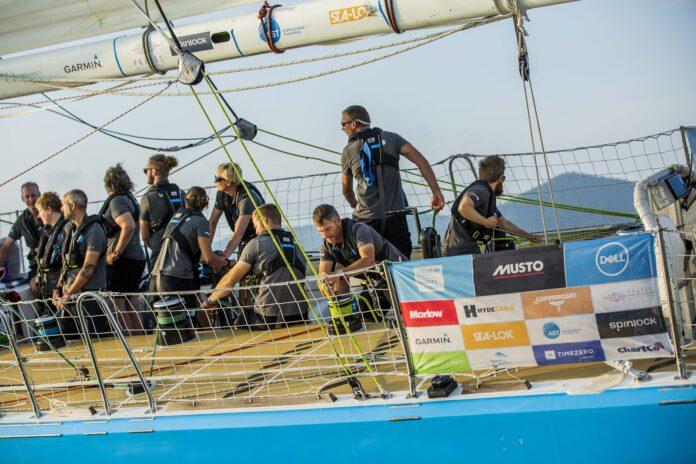 UNICEF tok tredjeplass inn til Whitsundays