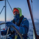 August Sandberg har mange sesonger på Svalbard