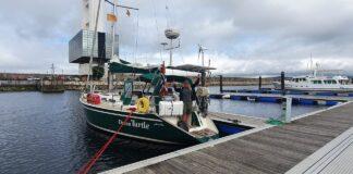 Raymond Myhre leverer båter over hele verden