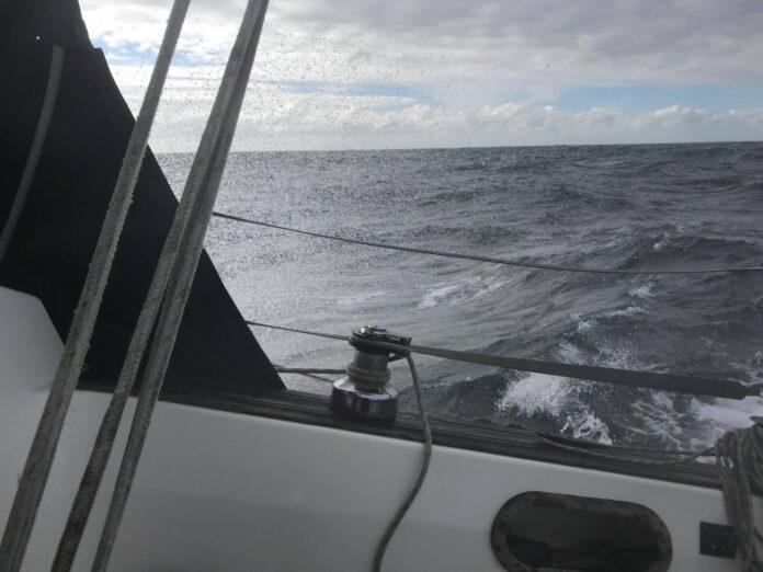 Havet trekker til seg Mikael